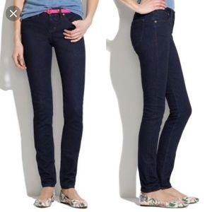 Madewell Skinny Skinny Jeans 24 x 32